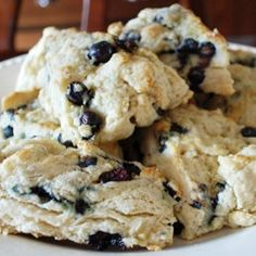 The BEST Blueberry Scone recipe Ive ever used.