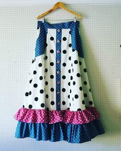 Kids Frocks Design, Frock Design, Mom Dress, Summer Dresses, Retro, Jeans, Skirts, Outfits, Fashion