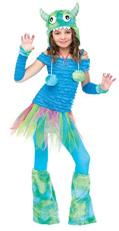 Monstre Bleu | Halloween Costumes at Savers