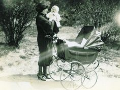 The Baby Stroller: A Visual History