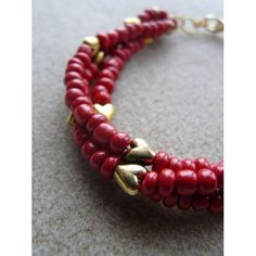 Sweet bracelet. Colourtype spring