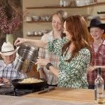 Ree Drummond will have her own show on the food network in August.  I will definitely DVR this - every recipe I've made of hers has turned out fab!