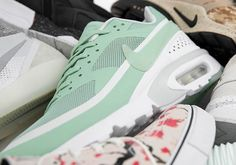 The Nike Air Max BW Ultra Enamel Green Is Looking Minty Fresh