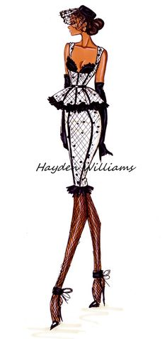 Hayden Williams Haute Couture Fall/Winter 2012.13 pt2