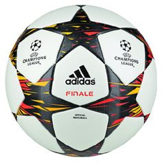adidas Finale 2014 UEFA Champions League Match Soccer Ball