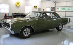 1968 Dodge Dart GTS, 383 4bbl/4speed/3.91 SureGrip