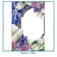 цветок фото рамка 1366