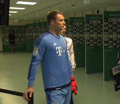 Image de goalkeeper, manuel neuer, and fcb