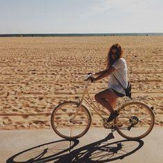 I prefer a bicycle ride in Los Angeles for any other activity.