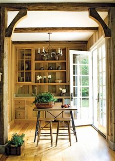 Small Spaces: Close to Home   Atlanta Homes & Lifestyles