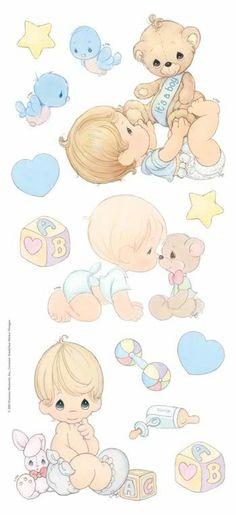 precious moments babies | Posts Totales : 311 Puntos Premio : 0 Inscrito: 3/13/2008