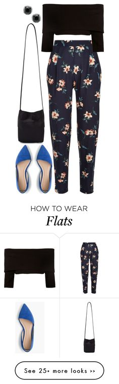 """""""Untitled #931"""" by adc421 on Polyvore featuring Dorothee Schumacher, J.Crew and Rick Owens"""