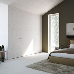 Production and online shop of Invisible wardrobes. Invisible Doors, Wall Cupboards, Wardrobe Doors, Wardrobes, Mattress, How To Plan, Bedroom, Furniture, Extension Ideas