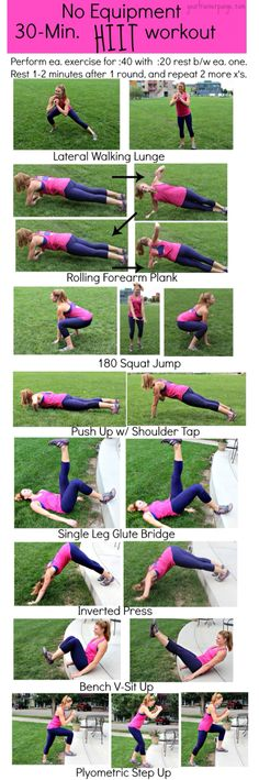 no equipment workout | Posted By: AdvancedWeightLossTips.com