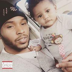 Lil man turns 7 months 2mrw  ___________________________________ #family #love #father #dads #fatherandson #fatherhood #fathersontime #blackfathers #fathersonday #selfie #babyboy #bestdads #dadsonduty @seanaries #urbndads #blackdads