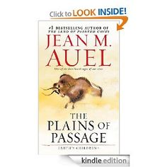 The Plains of Passase is book four of the Clan of the Cave Bear series - Jean M. Auel