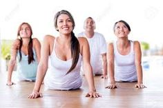 Image result for yoga groups of people happy