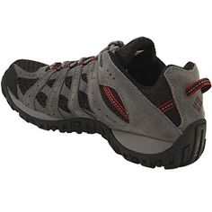 You can't go wrong with the Men's Columbia Redmond Breeze Hiking Shoes