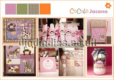 90 Best Cocalo Jacana Baby Shower Images Baby Shower Parties