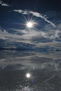 Fotos del salar de Uyuni, Bolivia
