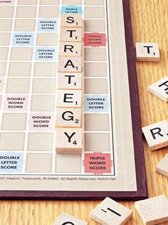 10 Scrabble words to know