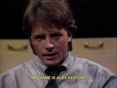 as Alex...