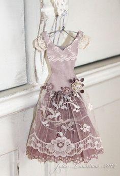 Tarjetas con vestidos-6