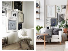 8 TIPS ON HOW TO CREATE A STUNNING GALLERY WALL