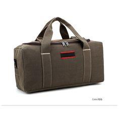 8f6af845bca7 2017 Canvas Travel Bag Weekend Bag Large Capacity Overnight Bag shoulder Men  Waterproof messenger bags Women. Bagail