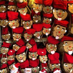 Tions de Nadal a la Fira de Santa Llúcia
