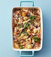 BHG's Newest Recipes:Gnocchi with Mushrooms and Tuna Recipe