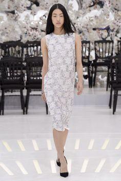 Dior Fall 2014 Haute Couture