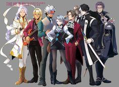 Phoenix Wright, Verona, Simon Blackquill, Ace Attorney, Manga Anime, Anime Art, Anime Guys, Apollo Justice, Video Game Art