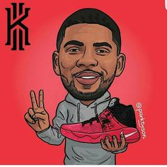 "2,691 Likes, 5 Comments - Cleveland Cavaliers (@cle_cavs_nation) on Instagram: ""#kyrie #kyrie2 #uncledrew"""