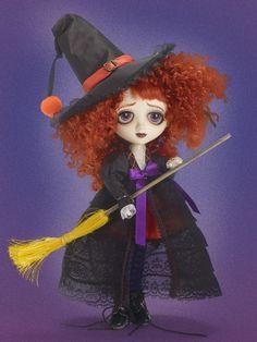 Sad Little Witch