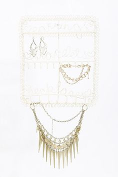 868afd69acc5 Wall Hanging Jewellery Holder at Urban Outfitters