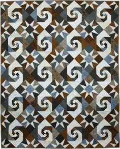 """Havenstone"" Spotlight on Neutrals--awesome made with stonehenge fabrics!"