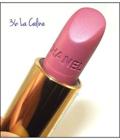 Chanel  Allure Velvet La Caline 36