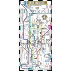 59 Best London Underground Tube Maps images