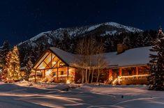 Lone Mountain Ranch in Montana