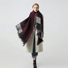 #Fall2021collection #Falloutfits #Fallcollection #FallWear #Autumnwear #fashionintrend #womenfashion #Expressyourself #autumncollection #auntumndress $50.00 $32.99 Sexy Beach Wear, Cute Fall Outfits, Fall Collections, Neck Scarves, Neck Warmer, Scarf Styles, Cashmere, Women Wear, Color Patterns