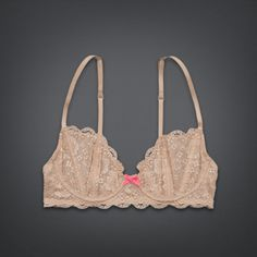 Unlined Lace Balconet | GillyHicks.com