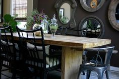 Design Your Dining Room With Bamboo Chairs - Interiordesignsweb.com