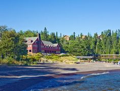 A favorite place to stay on lake Superior.