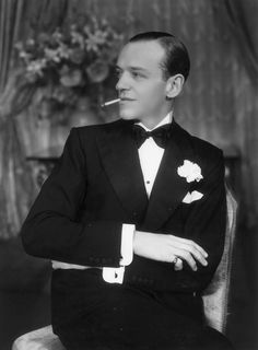 Fred Astaire great dancer and actor.