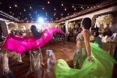 Elegant Outdoor Wedding in California