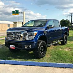 Used 2017 Nissan Titan, from Fincher's Texas Best Auto & Truck Sales in Tomball, TX, Call for more information. Nissan Titan Lifted, Nissan Titan Xd Diesel, Nissan Titan Truck, 2017 Nissan Titan, Nissan Trucks, Lifted Trucks, Chevy Trucks, Pickup Trucks, Tundra Truck