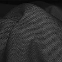 schwarz Baumwoll-Stoff Segeltuch robuster Canvas für Polster + Kleidung Meterwar in Möbel & Wohnen, Hobby & Künstlerbedarf, Stoffe | eBay