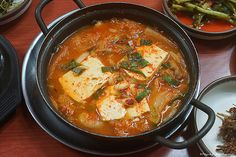Jigae! Yummy Korean stews my mom used to make!