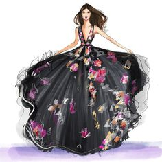 """nice Holly Nichols on Instagram: """"Inspired by the unique pattern of the @zuhairmuradofficial resort collection. Sketched with @copicmarker and @procreateapp #zuhairmurad…"""" by http://www.polyvorebydana.us/fashion-sketches/holly-nichols-on-instagram-inspired-by-the-unique-pattern-of-the-zuhairmuradofficial-resort-collection-sketched-with-copicmarker-and-procreateapp-zuhairmurad/"""
